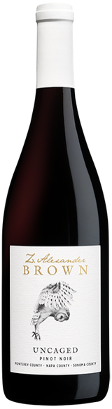 Z. Alexander Brown Uncaged Pinot Noir