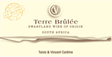 Terre Brulee Le Blanc 2017