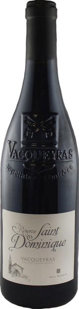 Reserve Saint Dominique Vacqueras 2016