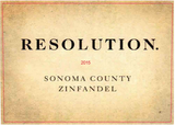 Branham Resolution Zinfandel 2015