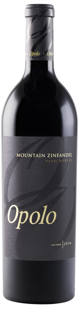 Opolo Mountain Zinfandel 2016