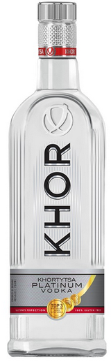 Khortytsa Platinum Vodka