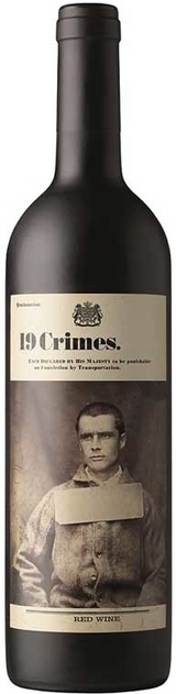 19 Crimes Red Wine 2017