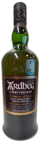 Ardbeg Distillery Corryvreckan Single Malt Scotch Whisky