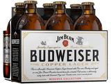 Budweiser Reserve Jim Beam Copper Lager