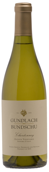 Gundlach Bundschu Estate Vineyard Chardonnay 2017