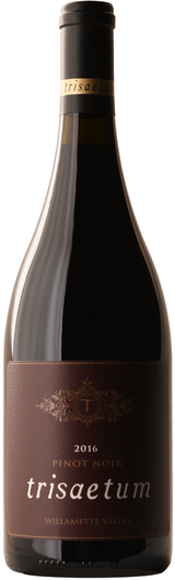 Trisaetum Willamette Valley Pinot Noir 2016