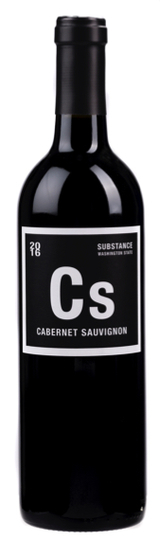 Substance Cs Cabernet Sauvignon 2016