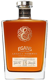 Egan's Legacy Reserve Single Malt Scotch Whiskey 15 year old