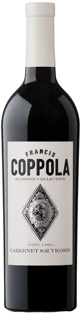 Francis Ford Coppola Diamond Series Ivory Label Cabernet Sauvignon 2017