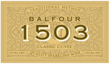 Hush Heath Estate Balfour 1503 Brut Classic Cuvée NV