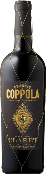 Francis Ford Coppola Diamond Series Black Label Claret 2016