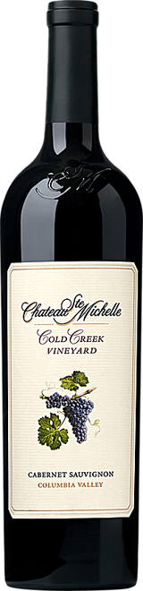 Chateau Ste. Michelle Cold Creek Cabernet Sauvignon 2014