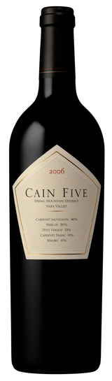 Cain Five 2006