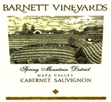 Barnett Vineyards Cabernet Sauvignon 2016