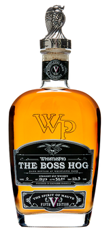WhistlePig The Boss Hog 5th Edition Spirit Of Mauve 13 year old