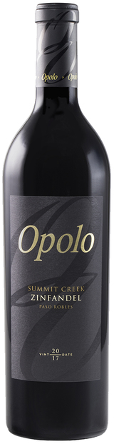 Opolo Summit Creek Zinfandel 2017