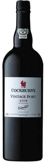 Cockburn's Vintage Port 2016
