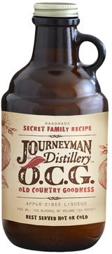 Journeyman Distillery O.C.G. (Old Country Goodness) Apple Cider Liqueur