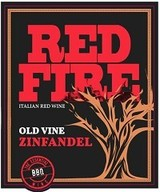 Red Fire Old Vine Zinfandel 2013