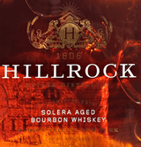 Hillrock Estate Distillery Solera Aged Bourbon