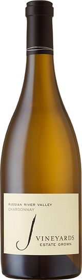 J Vineyards & Winery Russian River Valley Chardonnay 2017