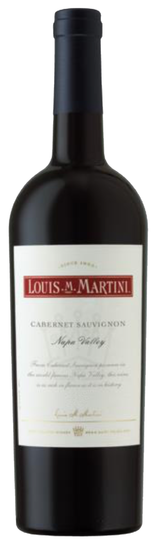 Louis M Martini Napa Valley Cabernet Sauvignon 2016