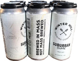 Winter Hill Brewing Suburban Home Pale Ale