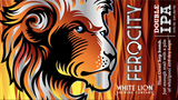 White Lion Brewing Company Ferocity DIPA