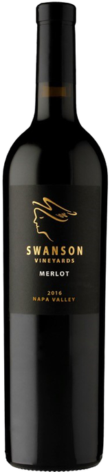 Swanson Vineyards Merlot 2016