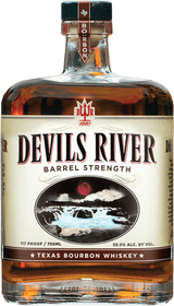 Devils River Barrel Strength Bourbon