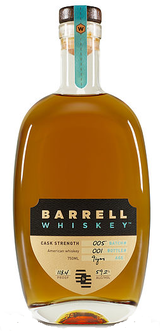 Barrell Craft Spirits Whiskey Batch #005