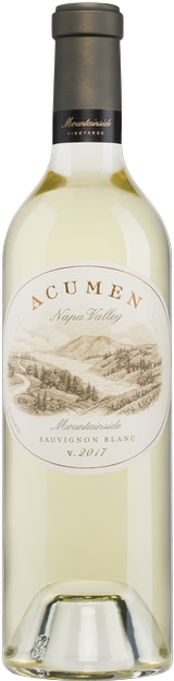Acumen Mountainside Sauvignon Blanc 2017