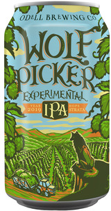 Odell Wolf Pickers IPA