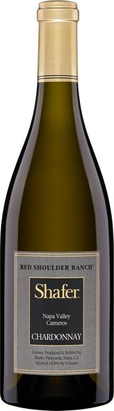 Shafer Red Shoulder Ranch Chardonnay 2017