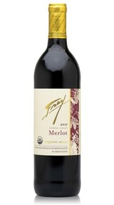 Frey Vineyards Organic Merlot 2017