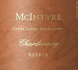 McIntyre Vineyards Estate Chardonnay 2015