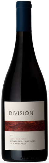 Division Methven Family Vineyards Gamay Noir 2017