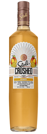 Stolichnaya Crushed Mango Vodka