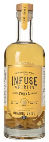 Infuse Spirits Orange Spice Vodka