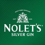 Nolet's Silver Dry Gin with Glass