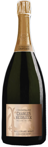 Charles Heidsieck Crayères Collections Millenaires Brut 1985