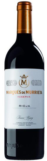 Marques de Murrieta Rioja Reserva