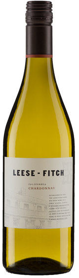 Leese Fitch Chardonnay 2018