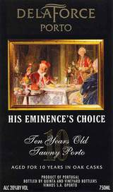 Delaforce His Eminence's Choice Tawny Port 10 year old