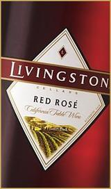 Livingston Cellars Red Rose