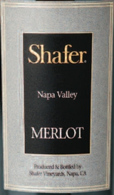 Shafer Napa Valley Merlot 2005