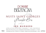 Domaine Bertagna Nuits St Georges Murgers 2005