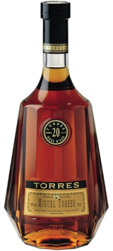 Torres Brandy 20 year old