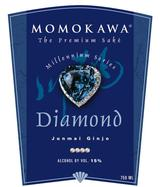 Momokawa Diamond Sake